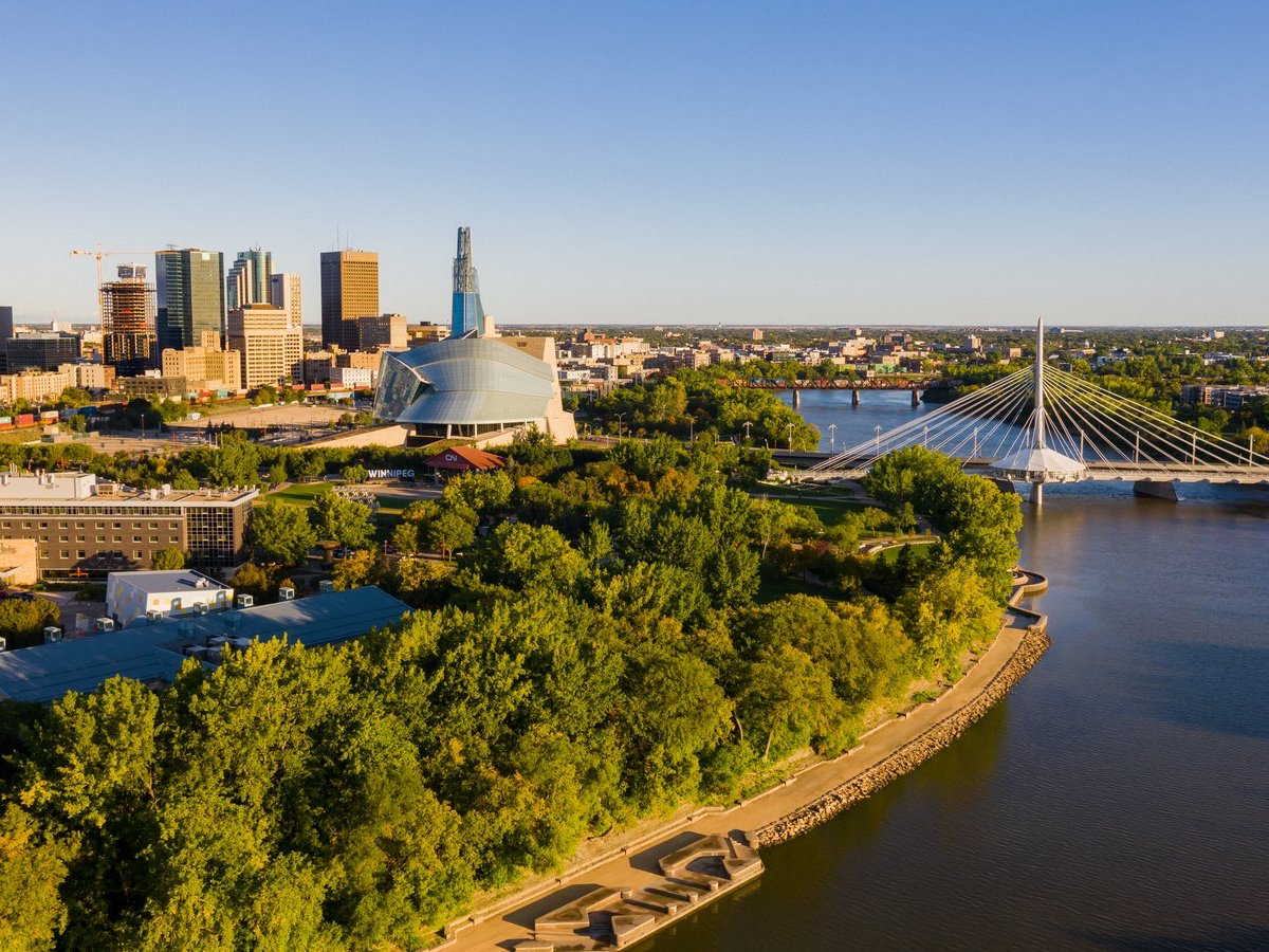 Winnipeg joins global Hybrid City Alliance - Photo by Mike Peters