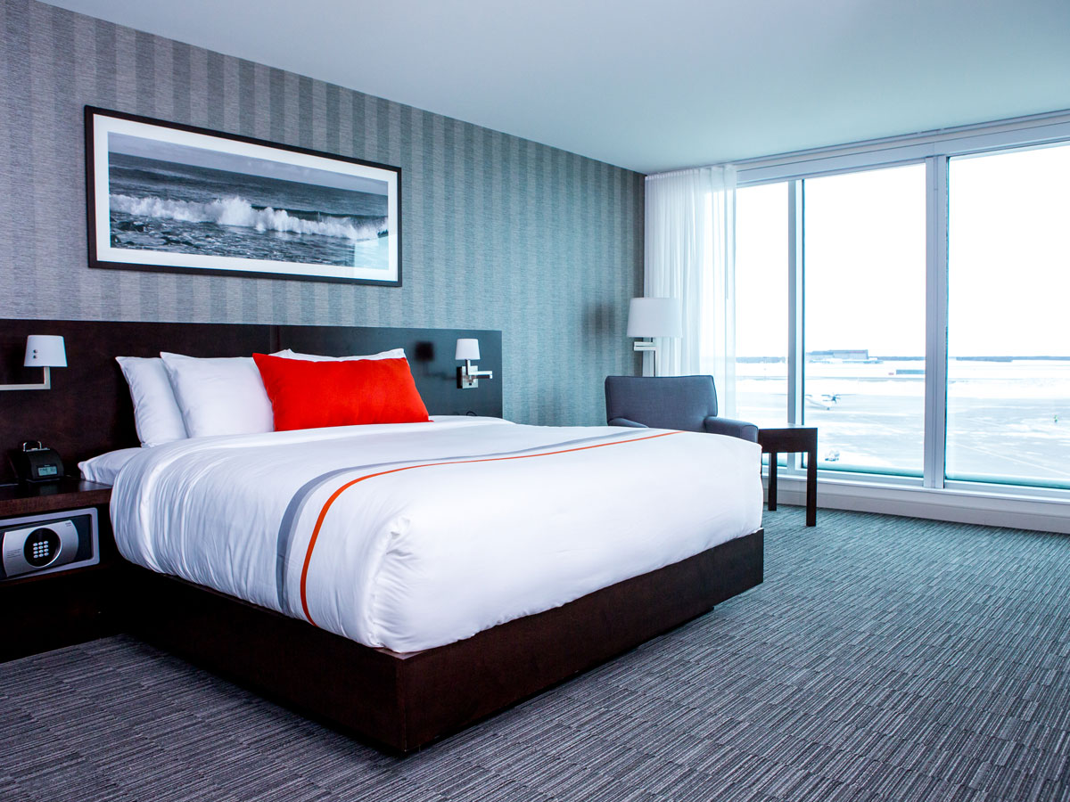 Close to Takeoff - Airport Abodes - The Grand Winnipeg Airport Hotel by Lakeview
