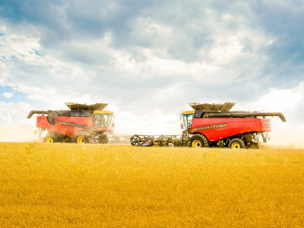 Sector profile: agribusiness - The centre of Canada is also a centre for North America's agricultural industry (photo provided by Buhler Industries)