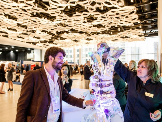 Delegates wowed by Winnipeg experience at the newly expanded convention centre