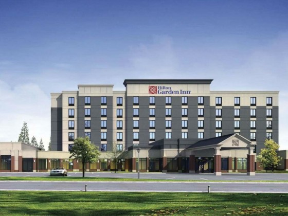 Construction starts on $35-million hotel