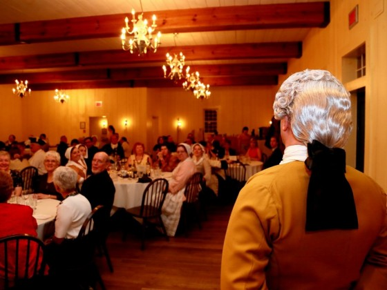 Add some character and comfort to your holiday party with Gibraltar Dining Corp
