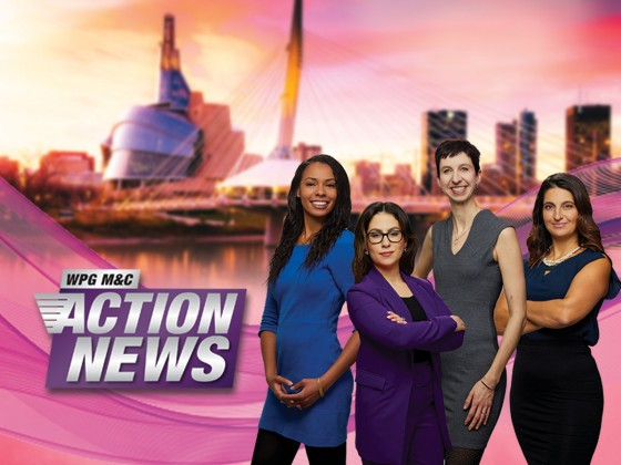 Breaking News: Winnipeg is your next meeting & convention destination - The WPG M & C Action News team in on scene and ready to bring your next event to Winnipeg.
