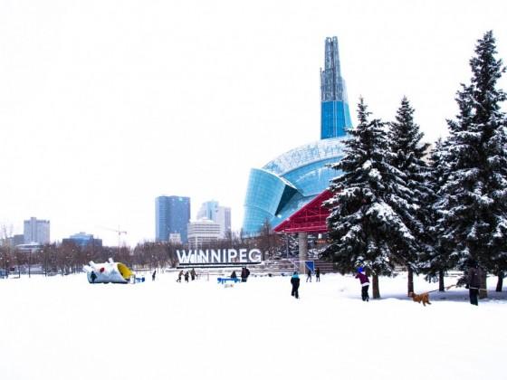 The four seasons: Winnipeg owns winter