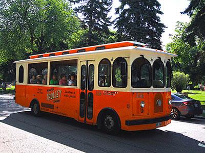 Winnipeg Trolley Company Tours