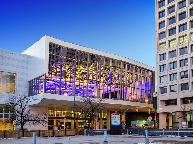 RBC Convention Centre Winnipeg