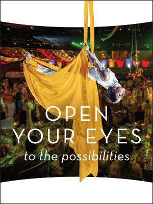 Events Built Around You - representative image