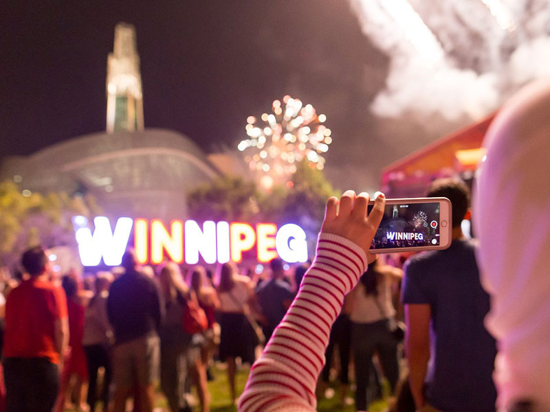The Winnipeg Advantage - representative image