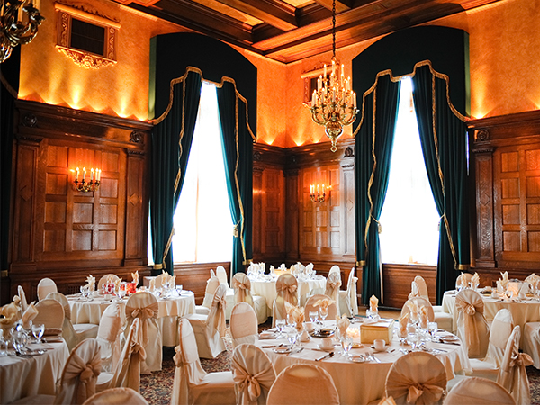 Functions at the Fort Garry Hotel - representative image