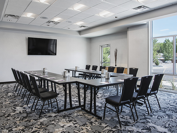 Small Meetings are No Small Matter at the Fairfield Inn Winnipeg - representative image