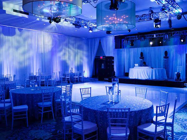 Fairmont Winnipeg Holiday Party Package 2020 - representative image